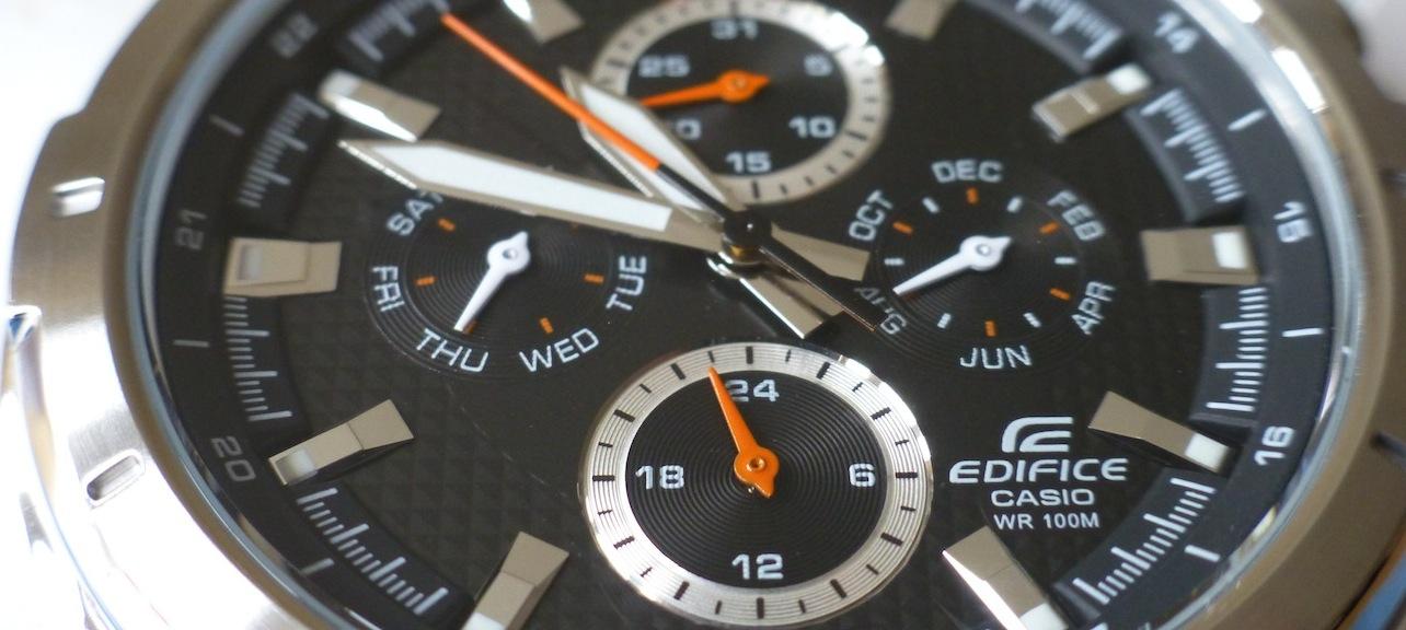 Casio Edifice EF-328D-1AVEF - Unboxing