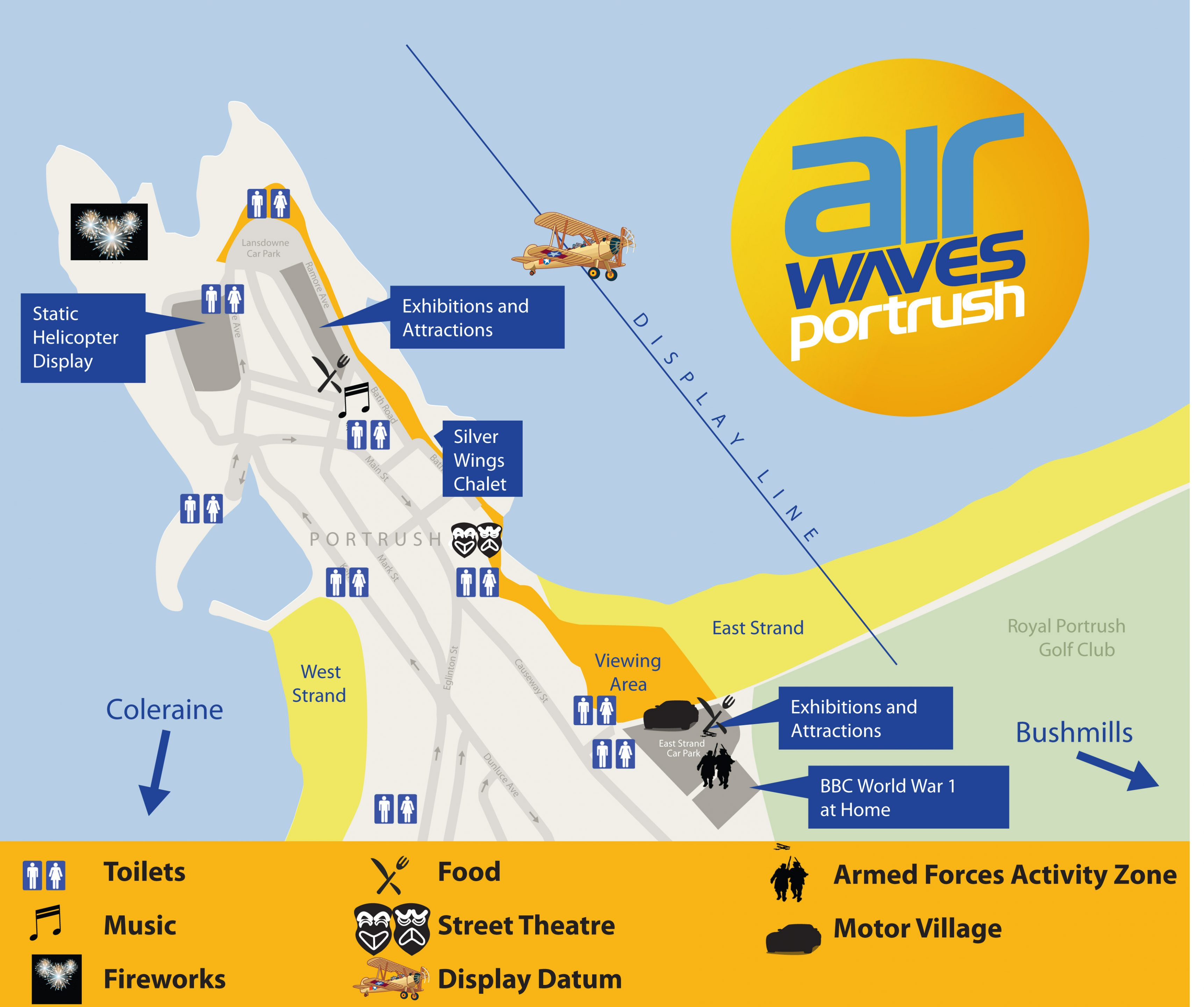 VISITOR MAP