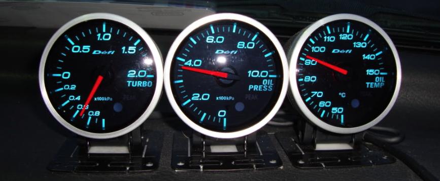 Subaru Impreza WRX STI Oil Pressure Guide