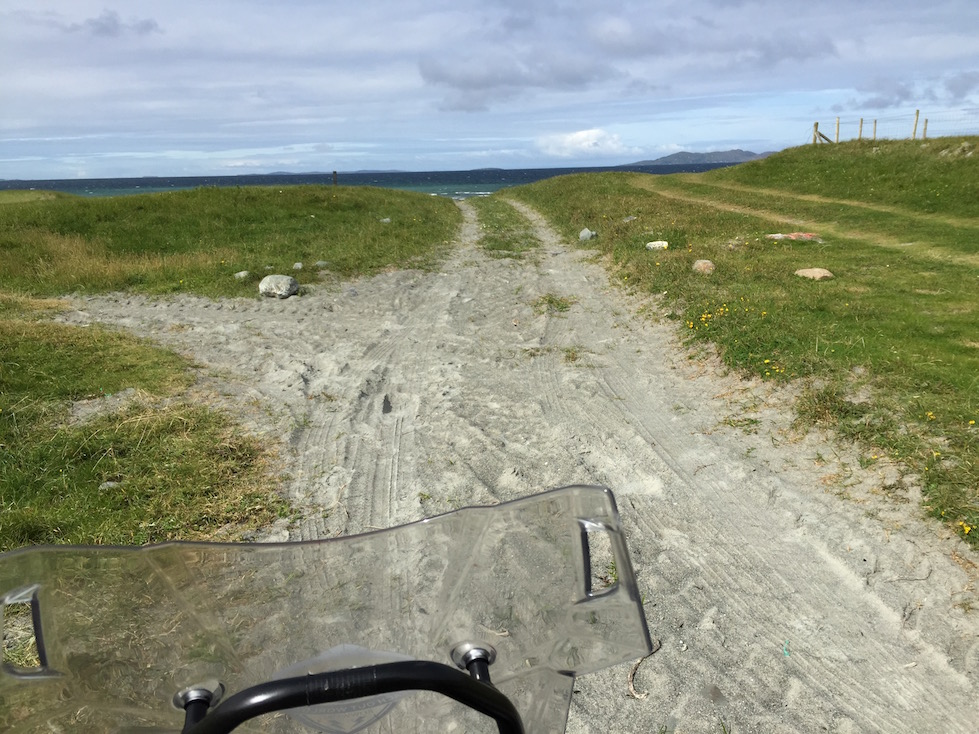 Wild Atlantic Way - If you find Yourself on this Road You are Wrong!