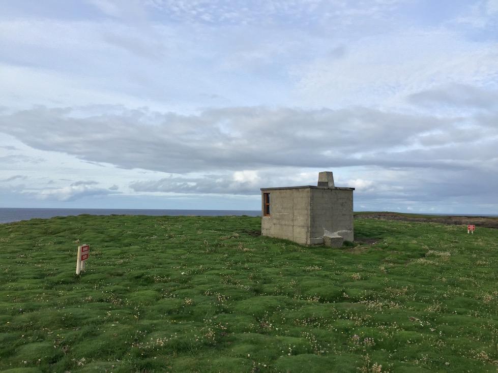 Wild Atlantic Way - WWII Lookout Post
