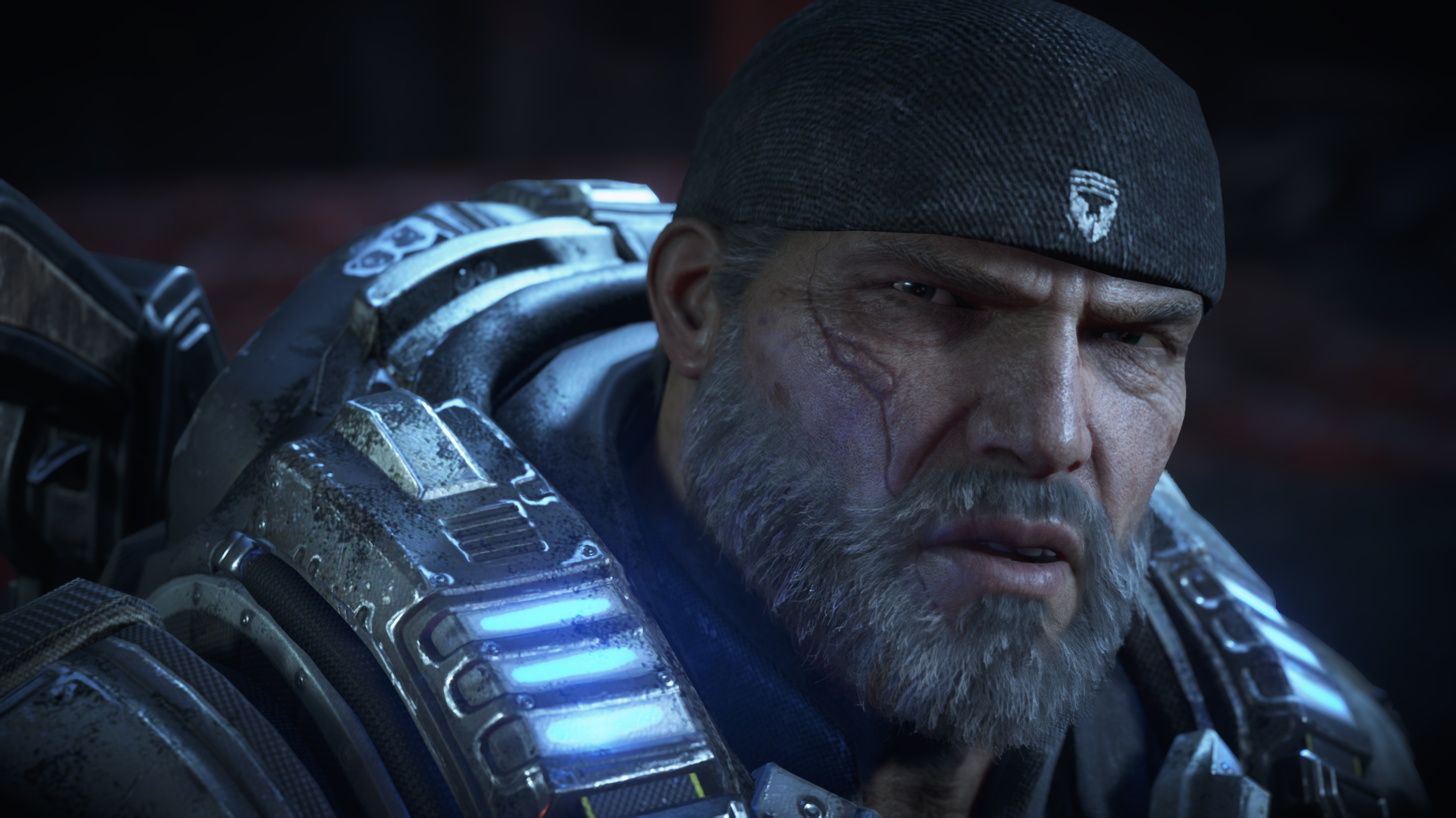 Marcus Fenix - Gears of War 4