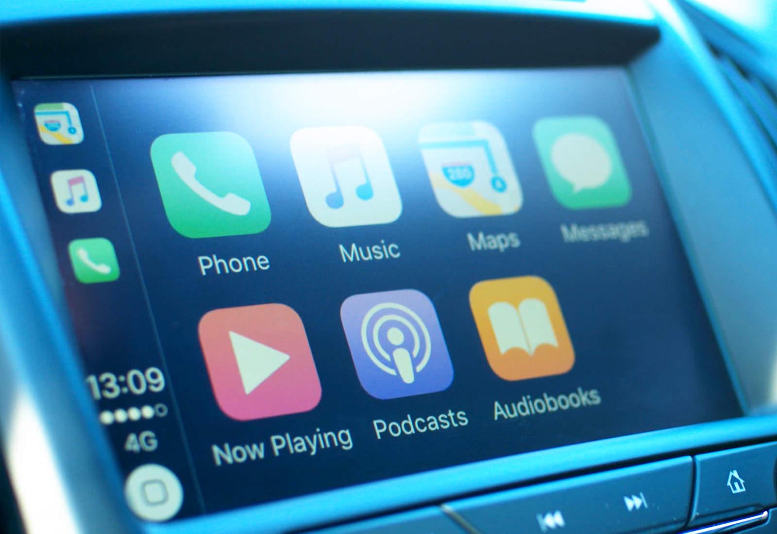 IOS10.3 CarPlay