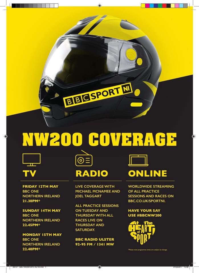 2017 NW200 Coverage