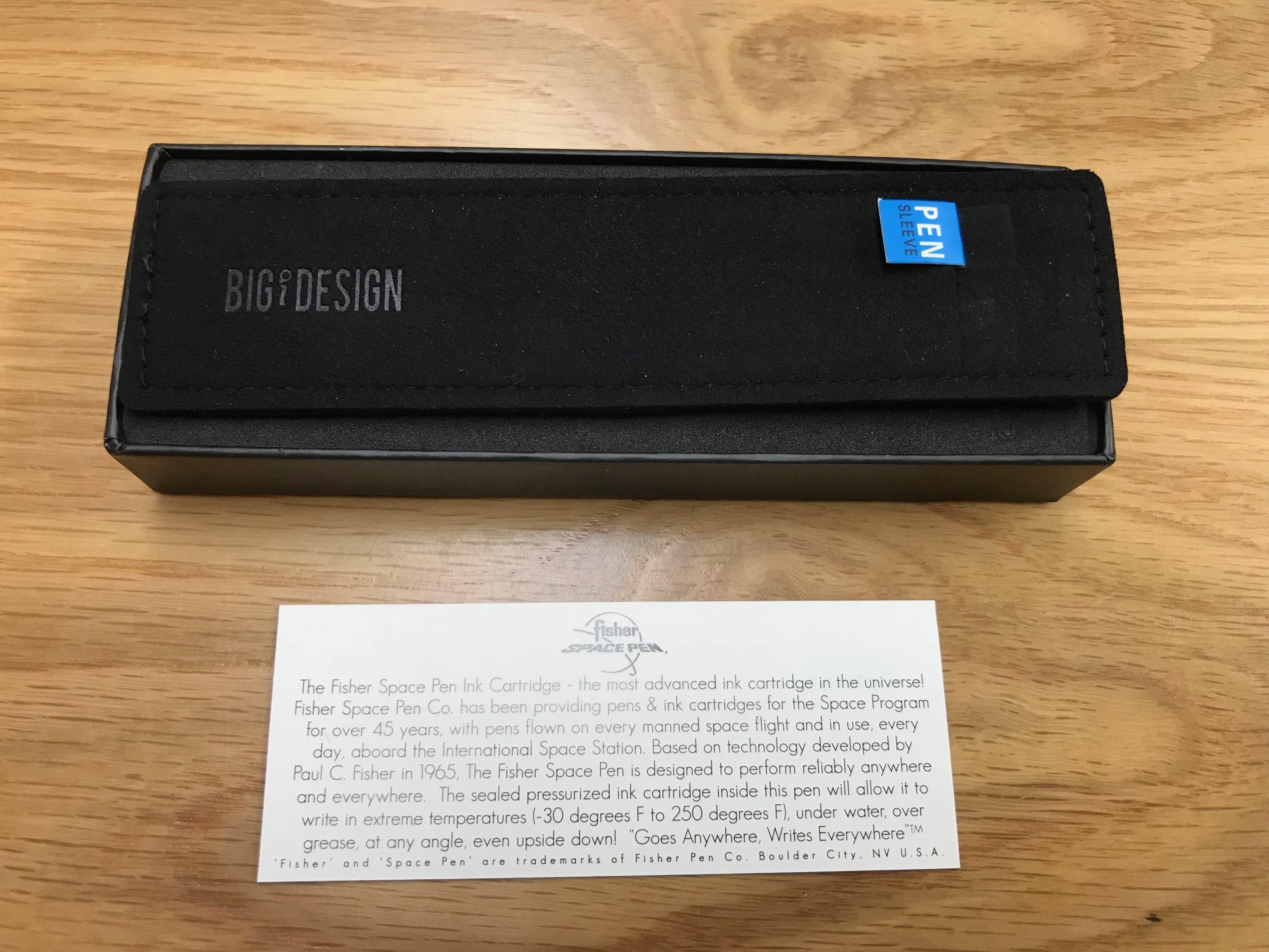 TI Ballpoint Packaging