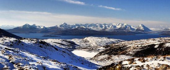 Bealach Na Ba Viewpoint - Scotland's North Coast 500