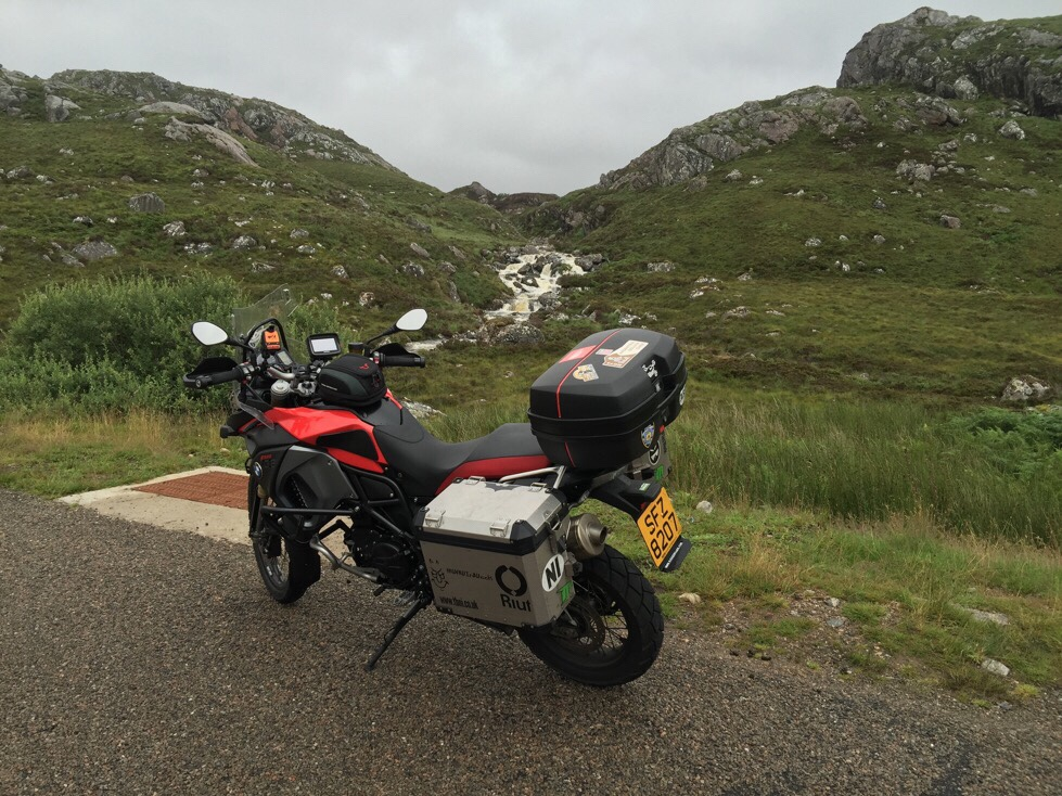 Scotland's North Coast 500 : NC500 : Waterfalls everywhere
