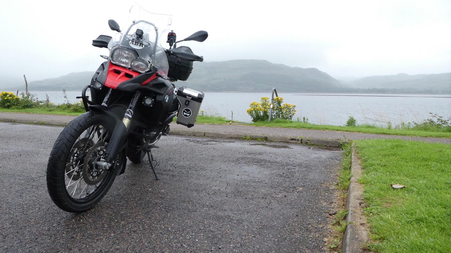 Lochcarron, Scotland's North Coast 500 Route