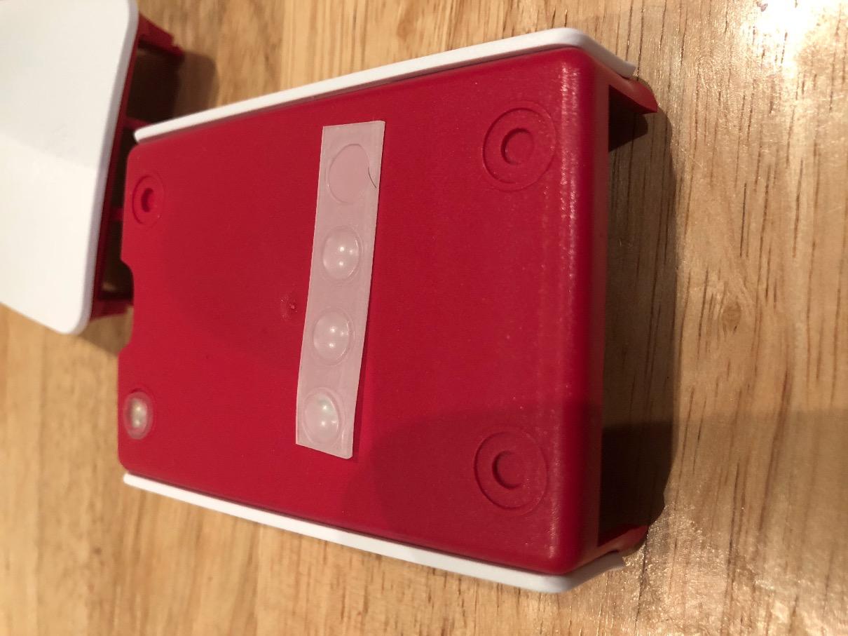 Raspberry Pi Offical Case - White