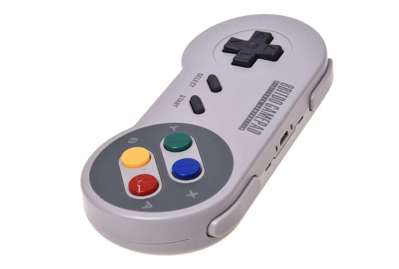 8bitdo retro game controller