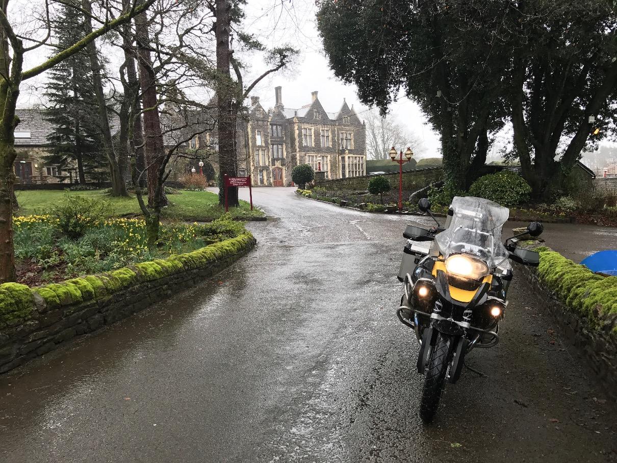 Miskin Manor Hotel, Wales