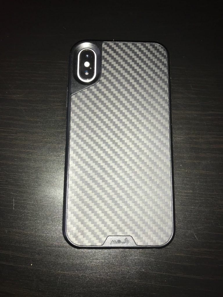Mous Limitless iPhone X Case