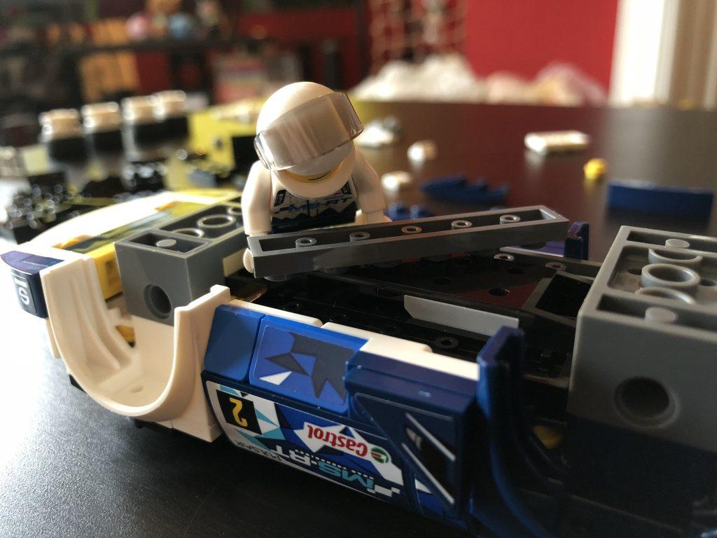Lego Ford Fiesta WRC - 75885