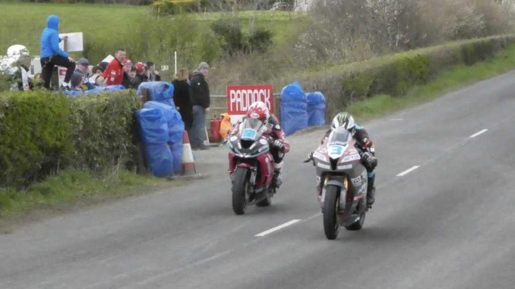The Racing at the 2018 Cookstown 100 got off to an energetic start!