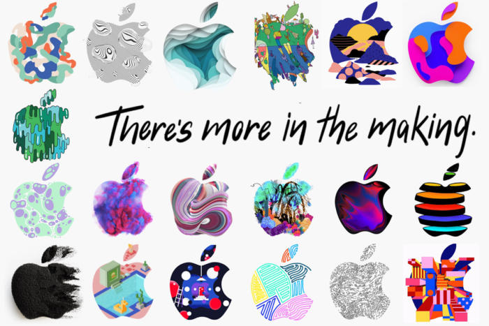 Apple October 2018 Event Artwork