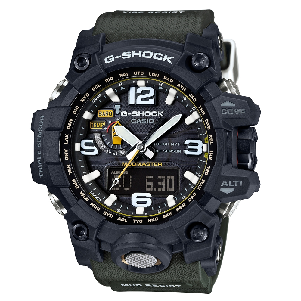 Casio G-Shock Mudmaster GWG-1000