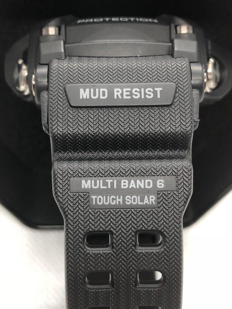 Casio G-Shock Mudmaster GWG-100 Strap