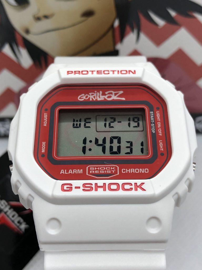 Casio G-Shock X Gorillaz : Noodle