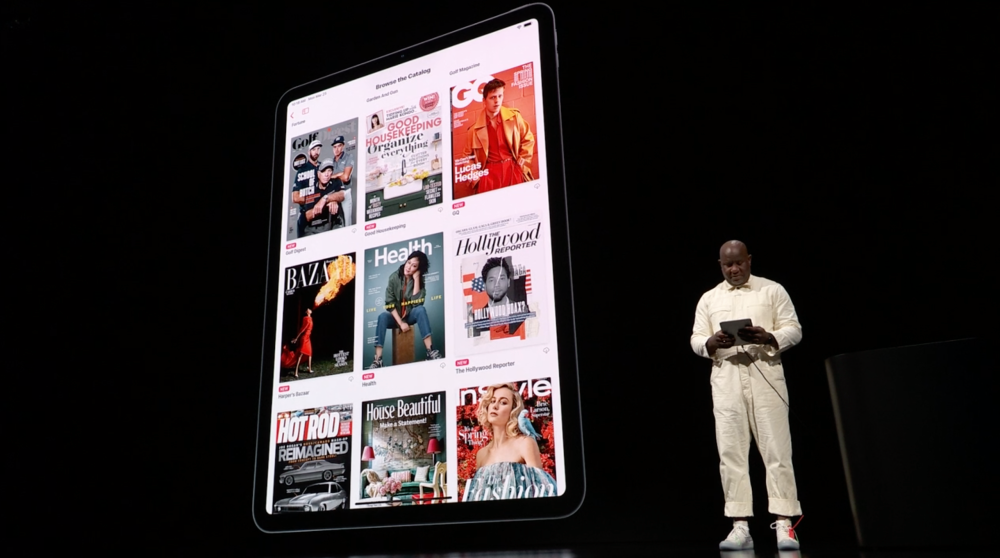 Apple Event : March, 25 2019 : The Jumpsuit