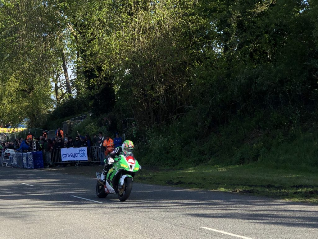 2019 Tandragee 100 : Derek McGee on his way to 4 race wins