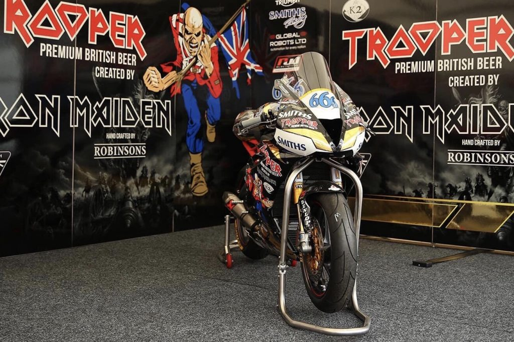 Peter Hickman Superbike 2019