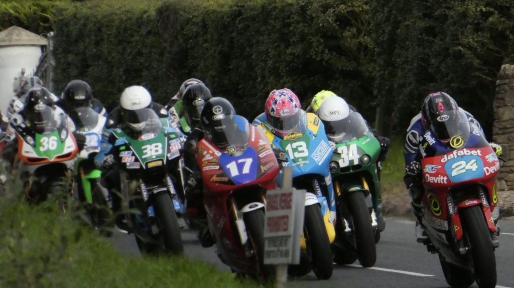 Supertwins at the 2019 UGP