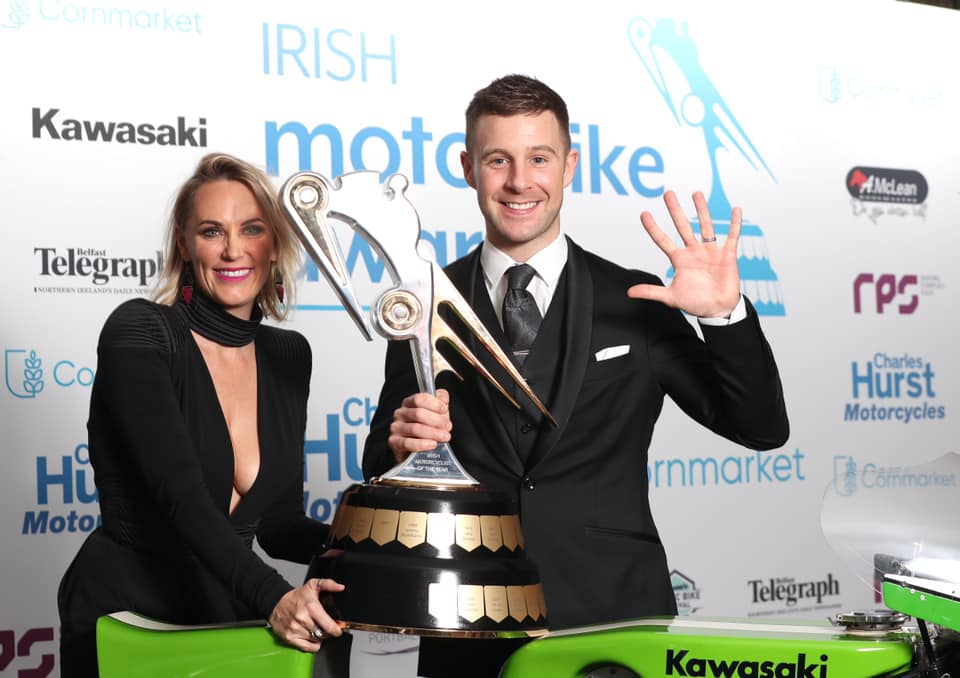 Irish Motorcyclist of the Year 2019: Jonathan Rea