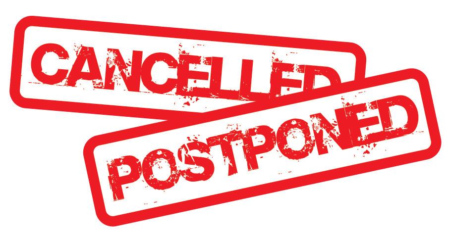 2020 Road Racing Events Postponed