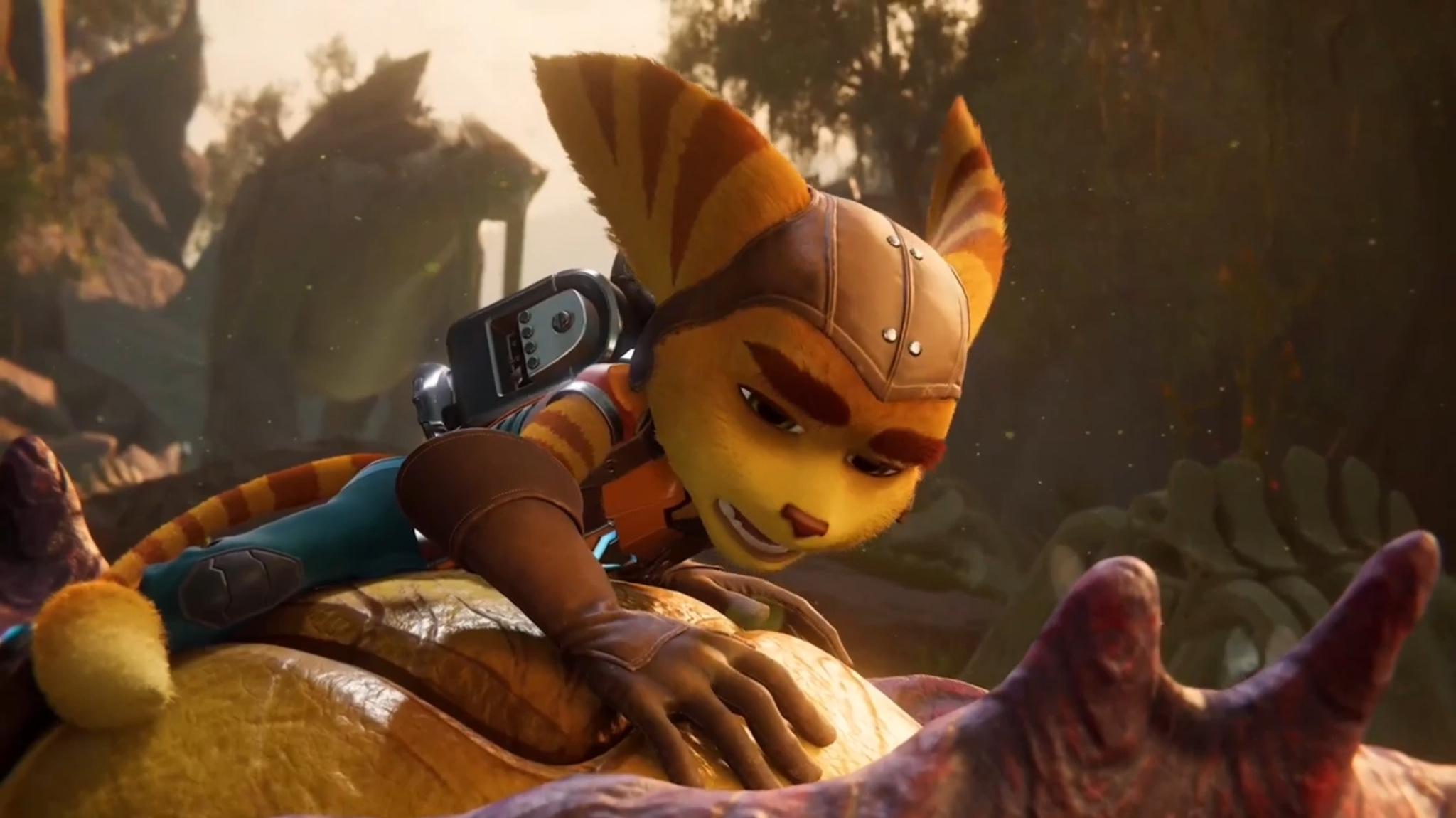 Ratchet and Clank : Rift Apart