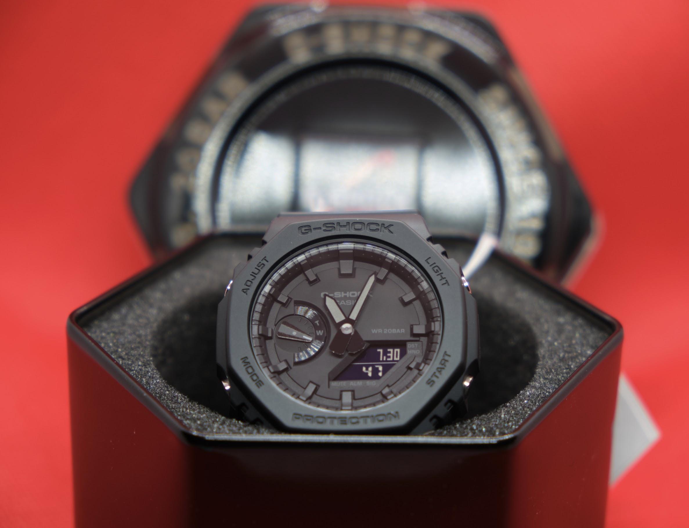 G-Shock GA-2100-1A1ER