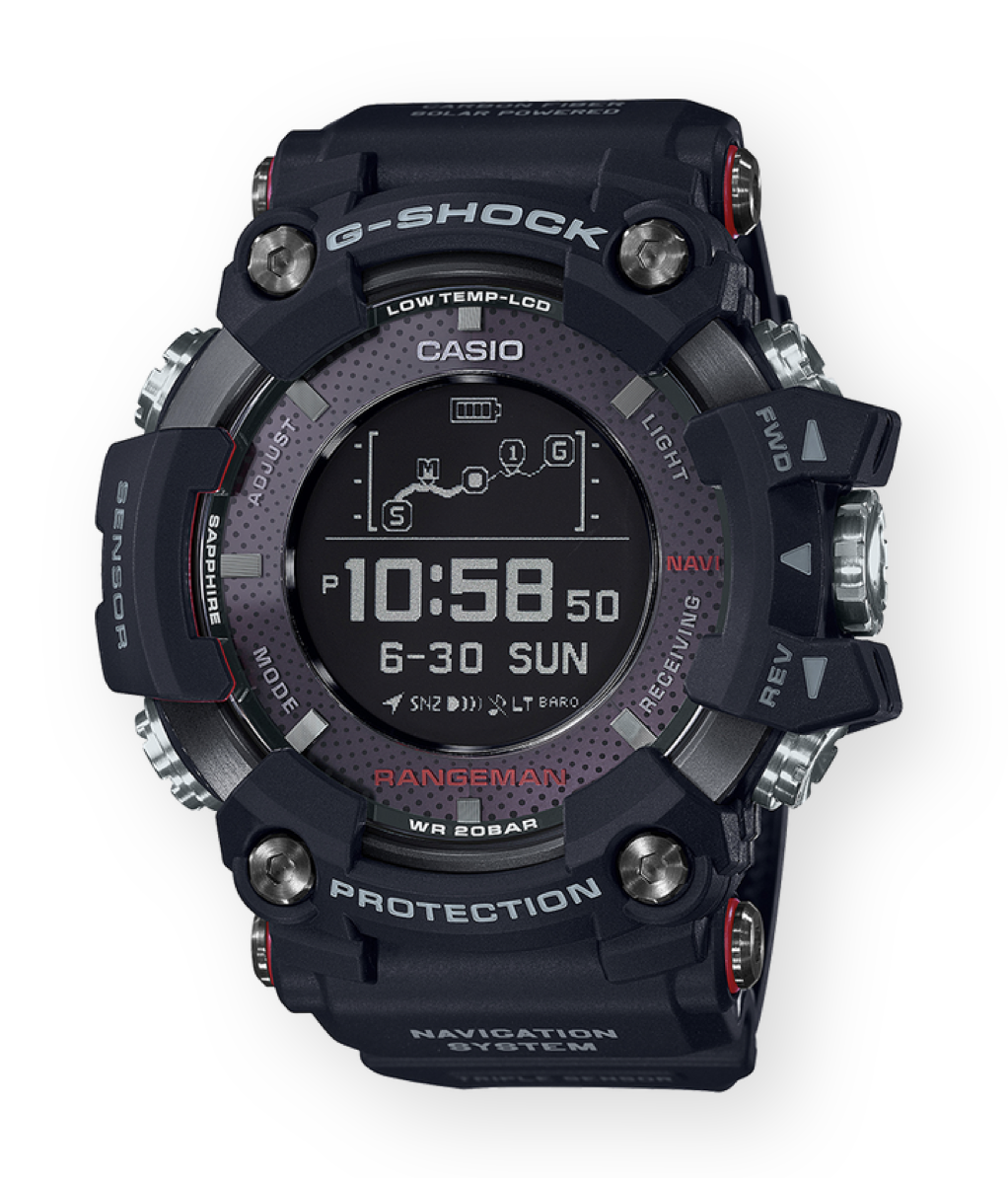 G-Shock Rangeman GPR-B1000-1ER